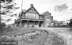 Crown Hotel c.1932, Lofthouse