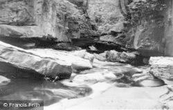 Lofthouse, How Stean Gorge 1950
