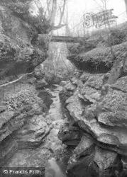 Lofthouse, How Stean Gorge c.1932