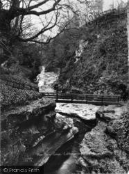 How Stean Gorge c.1932, Lofthouse