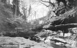 How Stean Gorge c.1935, Lofthouse
