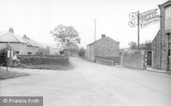 Lofthouse, Main Road 1957