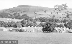 Lofthouse, Studfold Farm Caravan Site 1969