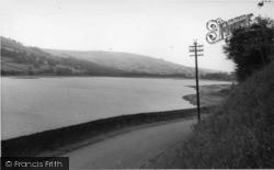The Reservoir c.1955, Lofthouse