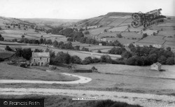 View Of Nidderdale 1965, Lofthouse