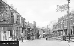 Loftus, High Street c.1955