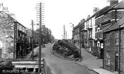 Loftus, High Street c.1960