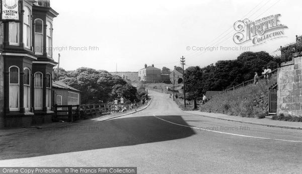 Loftus, Sation Road c1960