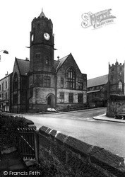 Loftus, Town Hall c.1955