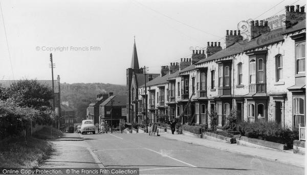 Loftus, Westfield Terrace c1960