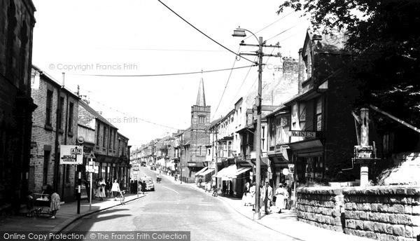Loftus, Zetland Road C.1960