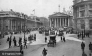 London, Bank of England 1908
