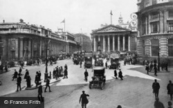 Bank Of England 1908, London