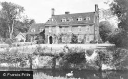 Salisbury Hall c.1955, London Colney