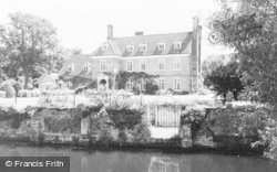 London Colney, Salisbury Hall c.1955