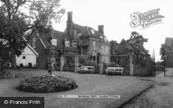 Salisbury Hall c.1965, London Colney
