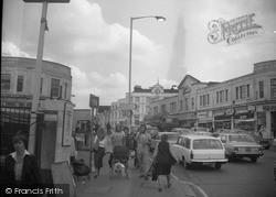 London, Epsom Street c.1970