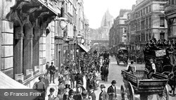 London, Fleet Street 1890