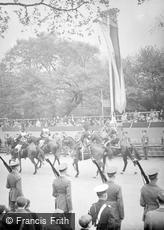 London, George VI Coronation, Military Parade 1937