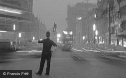 Holborn, Evening Rush Hour 1958, London