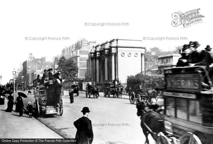 Photo Of London Marble Arch C 1890 Francis Frith