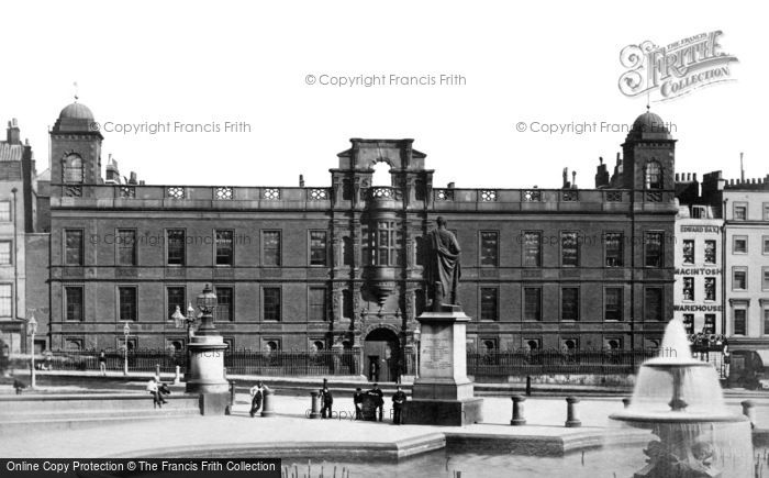 Photo of London, Northumberland House 1874