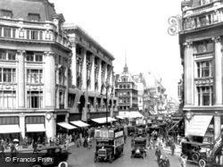London, Oxford Circus c.1925
