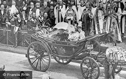 Queen Victoria's Diamond Jubilee 1897, London