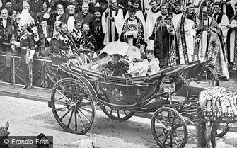 London, Queen Victoria's Diamond Jubilee 1897