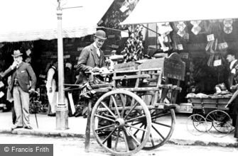 London, the Cutler 1890