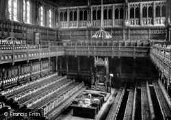 London, The House Of Commons c.1920