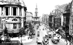 The Strand 1915, London
