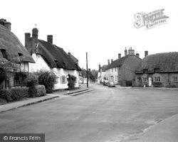 Long Crendon, High Street 1962