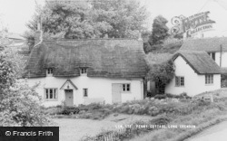 Long Crendon, Penny Cottage c.1960