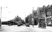 Long Ditton, Portsmouth Road c1955