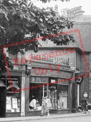 Derby Road 1950, Long Eaton