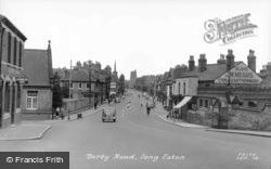 Derby Road c.1950, Long Eaton
