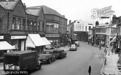 High Street 1955, Long Eaton