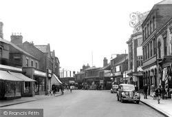High Street c.1950, Long Eaton