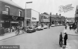 High Street c.1960, Long Eaton