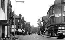 Market Place c.1955, Long Eaton