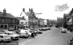 Market Place c.1960, Long Eaton