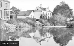 Navigation Inn, Trent Lock c.1950, Long Eaton