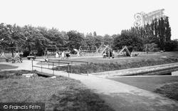 Recreation Ground c.1955, Long Eaton