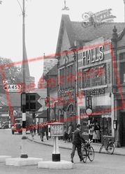 The Green, Derby Road 1950, Long Eaton