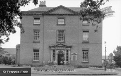 The Hall c.1950, Long Eaton