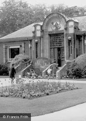 The Library c.1955, Long Eaton