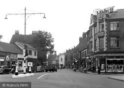The Market Place c.1950, Long Eaton