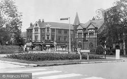 The Roundabout c.1955, Long Eaton
