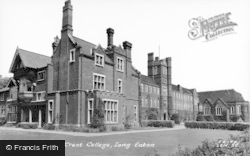 Trent College c.1955, Long Eaton